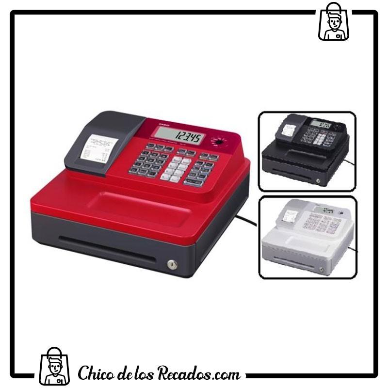 Cajas registradoras - Registradora Se-G1Sb Roja Casio - CASIO