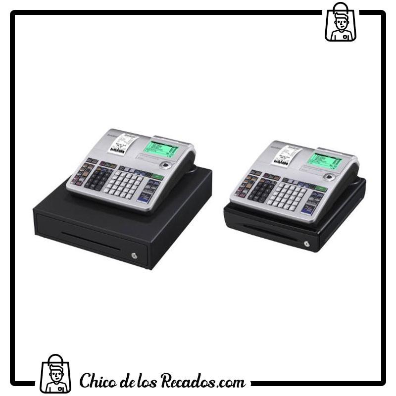 Cajas registradoras - Registradora Se-S400/Sb Cajon Pequeño Casio - CASIO