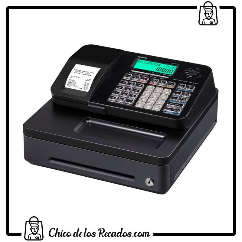 Cajas registradoras - Registradora Se-S100Sb Roja Casio - CASIO