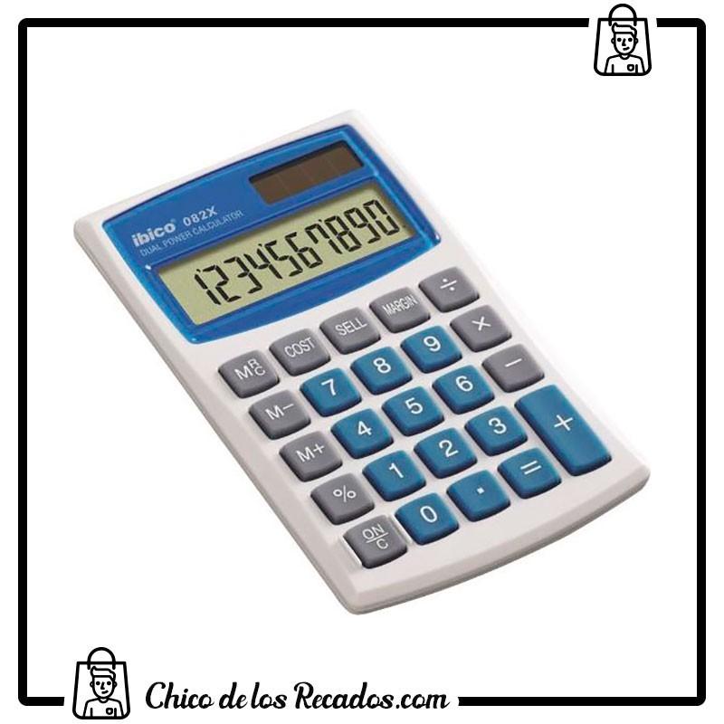 Calculadoras de bolsillo - Calculadora Bolsillo 10 Dig 082X Ibico - IBICO