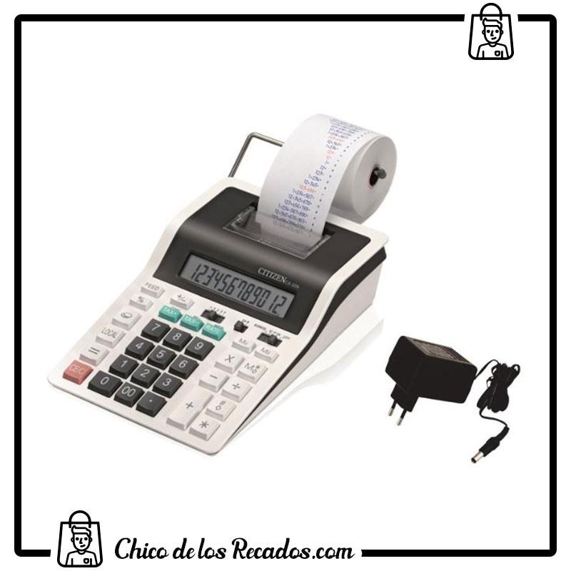 Calculadoras impresoras - Calculadora Citizen Impresora Cx-32N 12 Digitos - CITIZEN