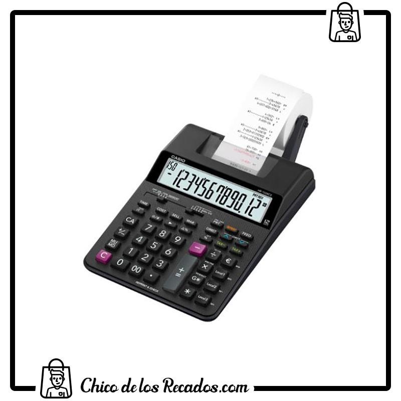 Calculadoras impresoras - Calculadora Impresora 12Dig Hr-150Rce Casio - CASIO