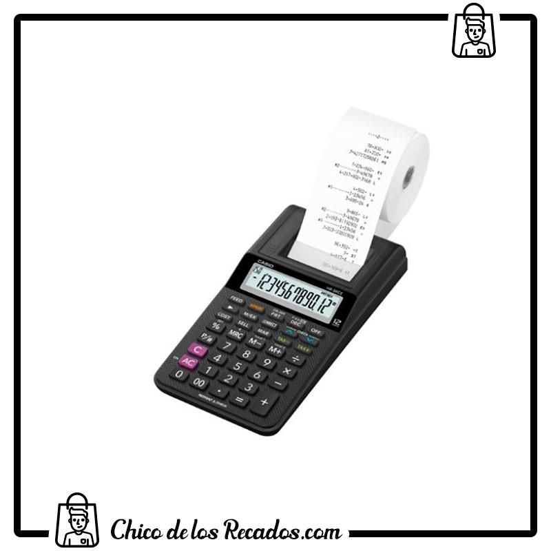Calculadoras impresoras - Calculadora Impresora Hr-8Rce 12 Dig Casio - CASIO