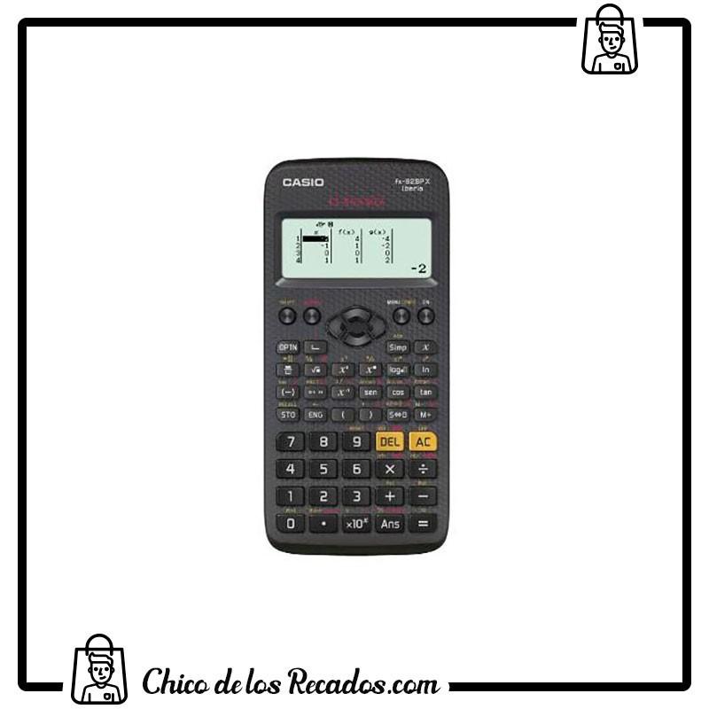 Calculadoras científicas y financieras - Calculadora Cientifica Fx-82Spx Casio - CASIO