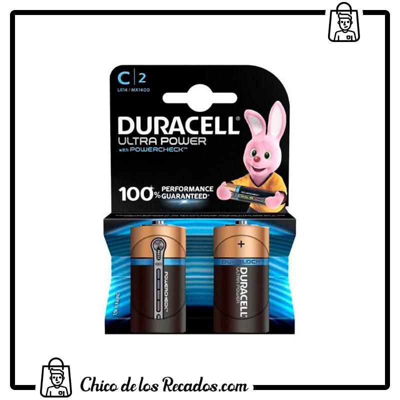 Pilas - Pilas Duracell Ultra Power C Lr14 Blister 2 Uds - Duracell