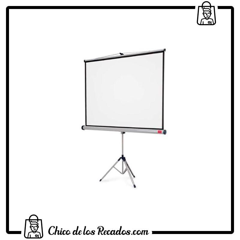 Pantallas proyección - Pantalla Proyeccion Tripode 200X150 Cm. Nobo - Nobo18