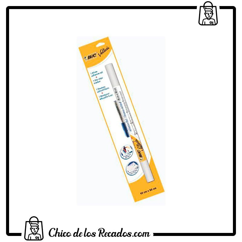 Pizarras enrollables - Rollo Adhesivo Velleda 50X45Cm Bic - BIC