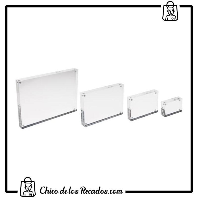 Expositores de sobremesa - Expositor Sobremesa Block Magnetico A4 Deflecto - DEFLECTO