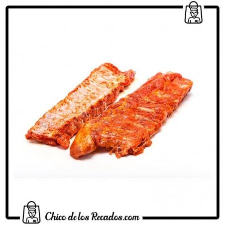 Cerdo - Costilla adoba