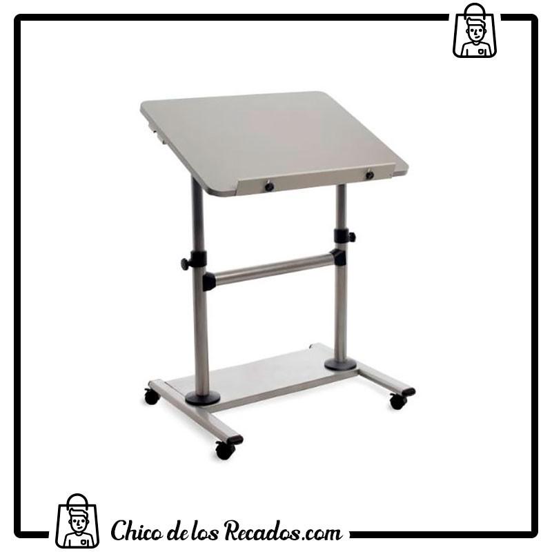 Mesas modulares y multifunción - Mesa De Trabajo Ergonomica 80X60X110 Rocada - ROCADA