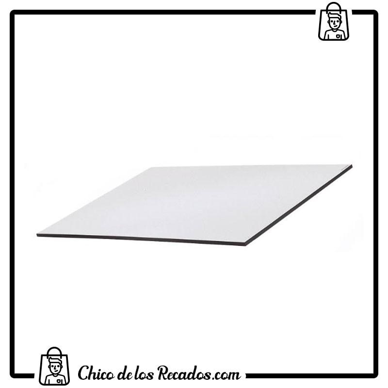 Mesas de dibujo - Tablero Mesa Dibujo Gris 80X120 Cm Rocada - ROCADA