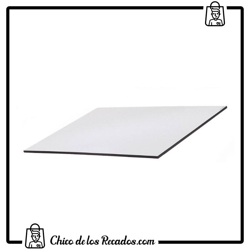 Mesas de dibujo - Tablero Mesa Dibujo Gris 90X130 Cm Rocada - ROCADA