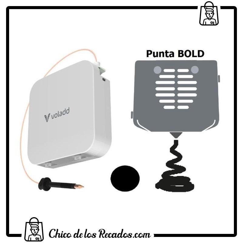Impresoras 3D - Filamento + Boquilla 0,6 Voladd (Bold, Negro, 420G) - COLIDO