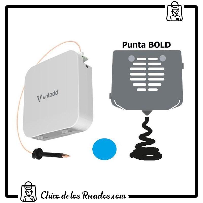 Impresoras 3D - Filamento + Boquilla 0,6 Voladd (Bold, Azul, 420G) - COLIDO