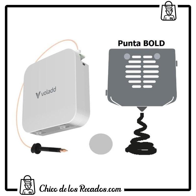 Impresoras 3D - Filamento + Boquilla 0,6 Voladd (Bold, Gris, 420G) - COLIDO