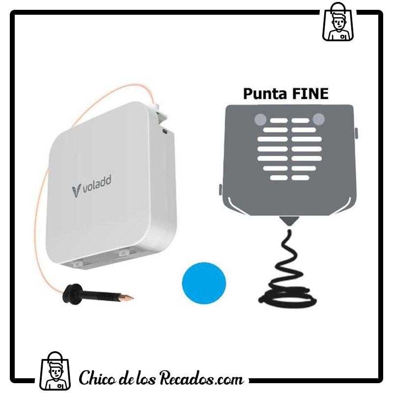 Impresoras 3D - Filamento + Boquilla 0,4 Voladd (Fine, Azul, 420G) - COLIDO
