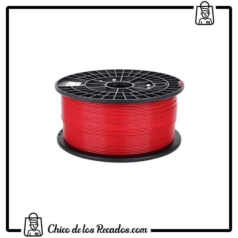 Impresoras 3D - 3D-Gold Filamento Pla 1.75Mm 1Kg Rojo Colido - COLIDO