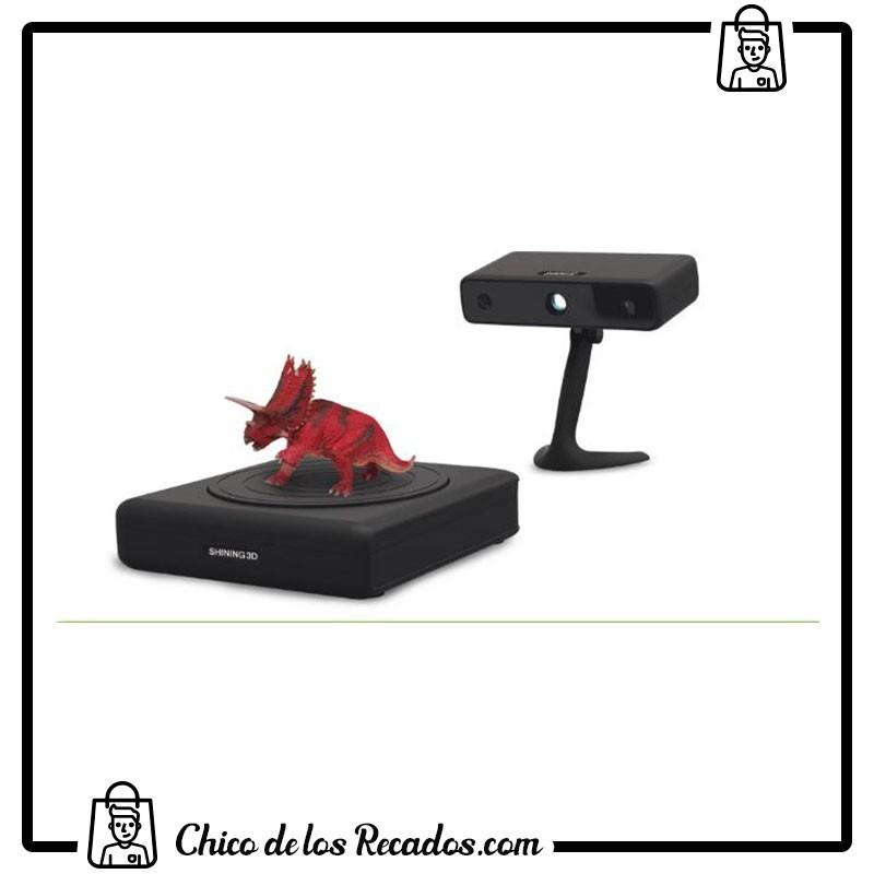 Escáneres 3D - Escáner 3D De Escritorio Shining 3D Einscan S Colido - COLIDO