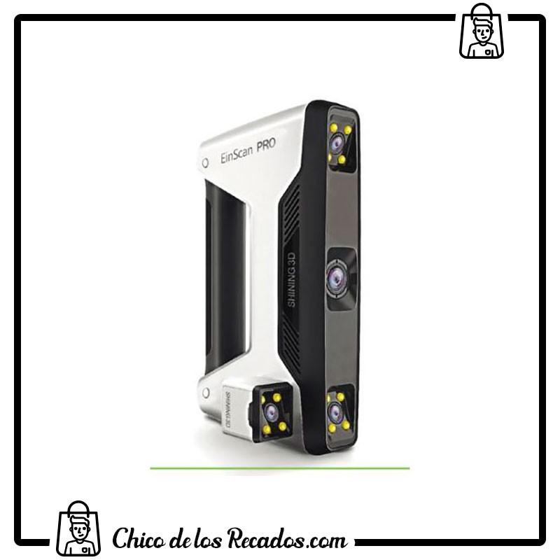 Escáneres 3D - Escáner 3D Multifuncional Shining 3D Einscan Pro Colido - COLIDO