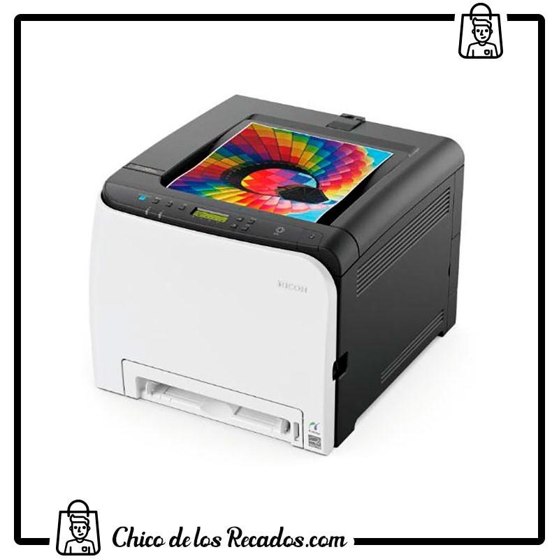 Impresoras láser color - Impresora Laser Color Ricoh Sp C261Dnw - RICOH