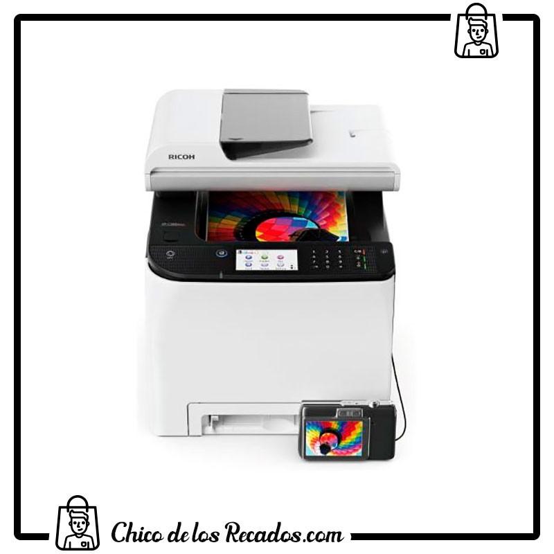 Impresoras láser color - Multifunción Laser Color Sp C260Sfnw - RICOH