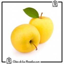 Manzana golden nacional