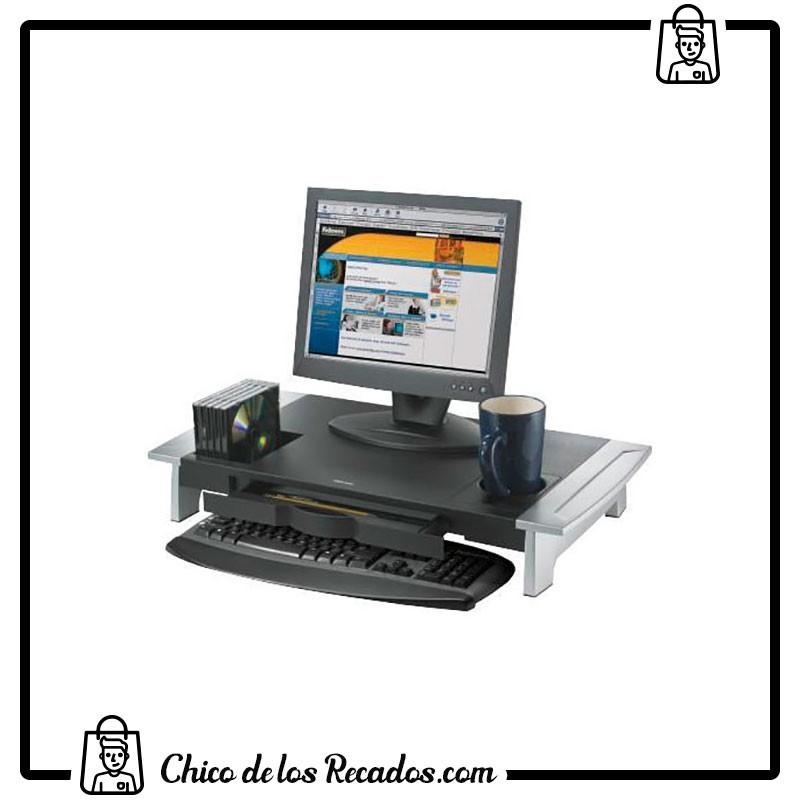 Soportes pantalla monitor - Soporte Monitor Premium Fellowes - FELLOWES