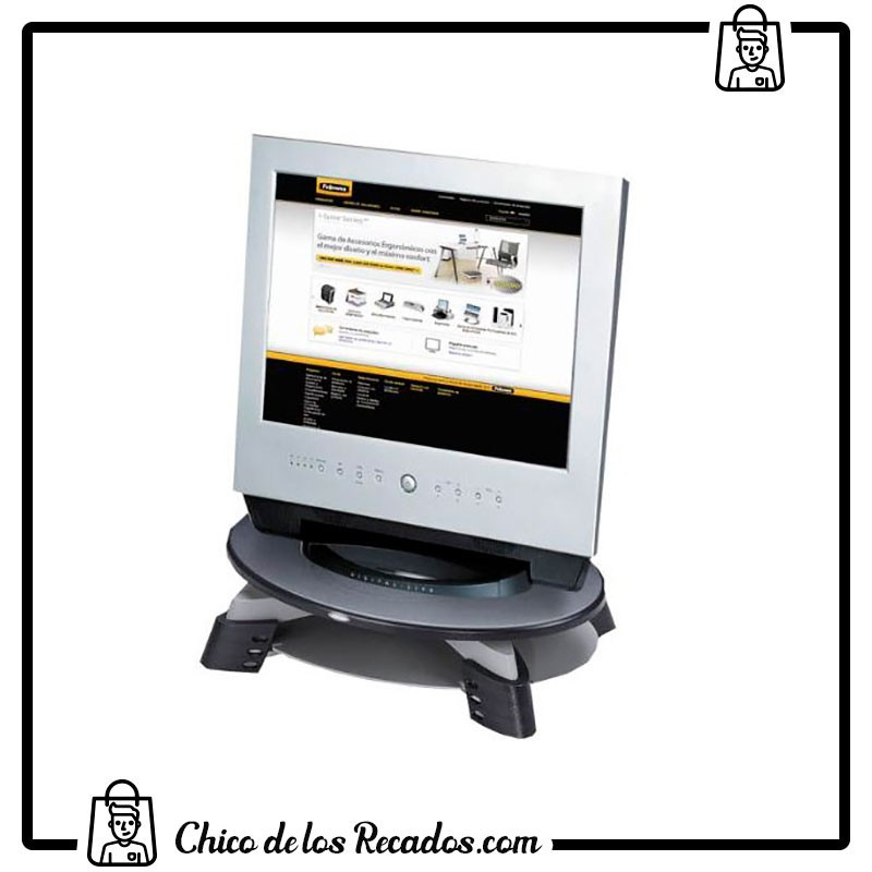 Soportes pantalla monitor - Soporte Monitor Tft Fellowes - FELLOWES