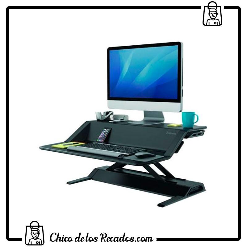 Soportes pantalla monitor - Brazo Accesorio Para Estación De Trabajo Sit & Stand Lotus™ Individual Fellowes - FELLOWES