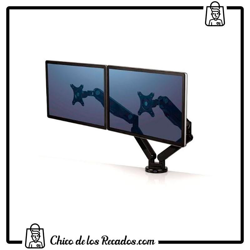 Brazos pantalla monitor - Brazo Doble Para Monitor Platinum™ Series Fellowes - FELLOWES