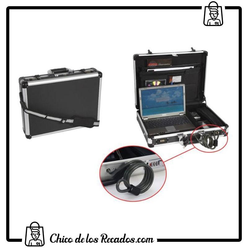 Maletines de seguridad - Maletin Seguridad Madrid Laptop Security Case Sc0062C Phoenix - Phoenix