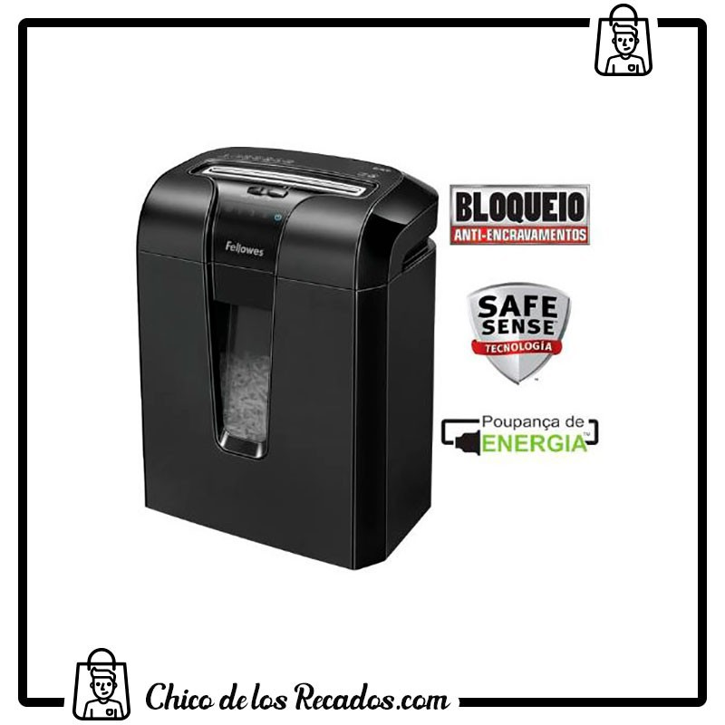 Destructoras oficina - Destructora Oficina 63Cb Fellowes - FELLOWES