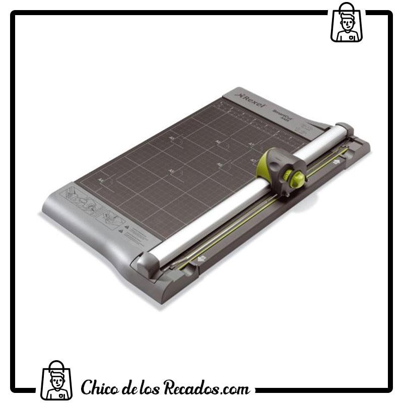 Cizallas de rodillo - Cizalla Rodillo A425Pro Multifuncion A4 Rexel - Rexel18