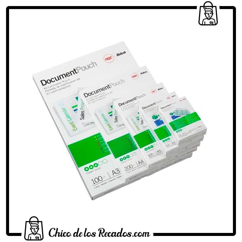 Accesorios plastificación - Carteras Tarjeta De Credito (54X86) 2X125 Mic (Cj.100) Gbc - GBC18